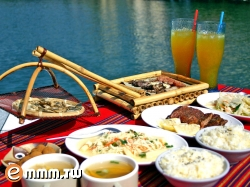 日月潭邵族逐鹿市集----瑪蓋旦風味餐廳