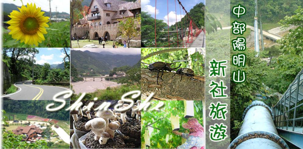 中部陽明山-新社旅遊