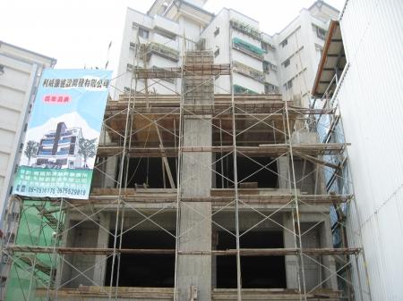 萬年段-晶典墅屋-四樓頂