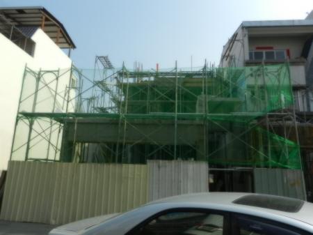 武威街170巷住宅新建工程-2樓施作