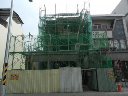武威街170巷住宅新建工程-3樓施作