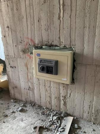 香榭麗墅四戶住宅新建工程-保險箱