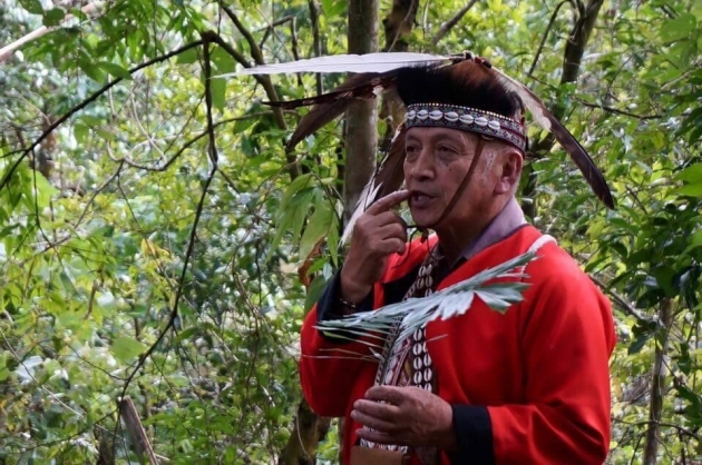 兩天一夜鄒族部落探秘