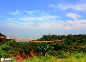 南投新景點-天空之橋