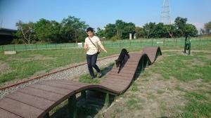 屏東縣首座寵物公園開幕了