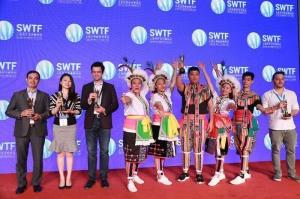 SWTF最受歡迎旅遊目的地臺東之美再獲肯定