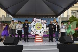 2017林內鄉紫斑蝶季